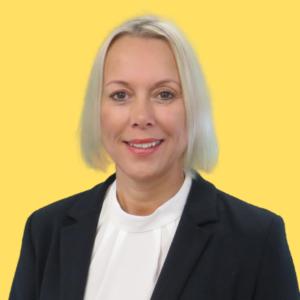 Head of Nursing, Mandy Dowsing